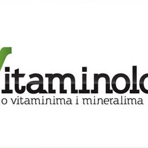 """Novo izdanje knjige """"Vitaminologija"""" u prodaji!"""